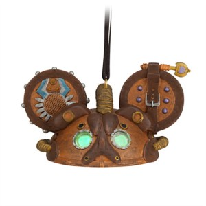 Photo Credit: The Disney Store.com http://www.disneystore.com/steampunk-ear-hat-ornament-cowboy/mp/1334544/1000344/