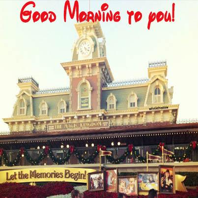Good morning, good morning, to you!