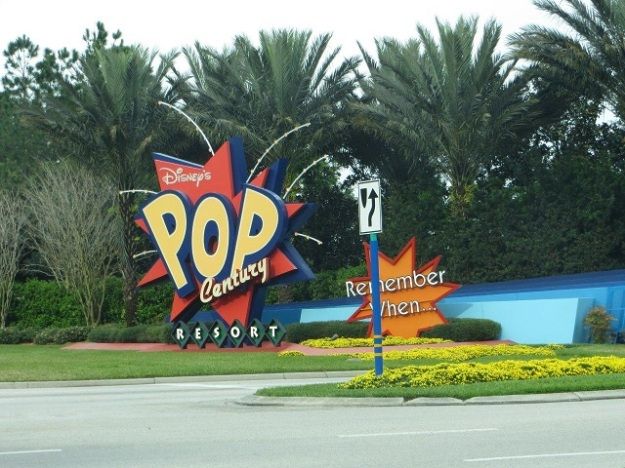 Pop Century Resort Photo Credit: J. Kulak
