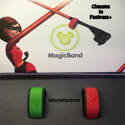 Link FastPasses to your MagicBands.