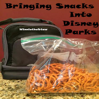 how to bring food into the movies